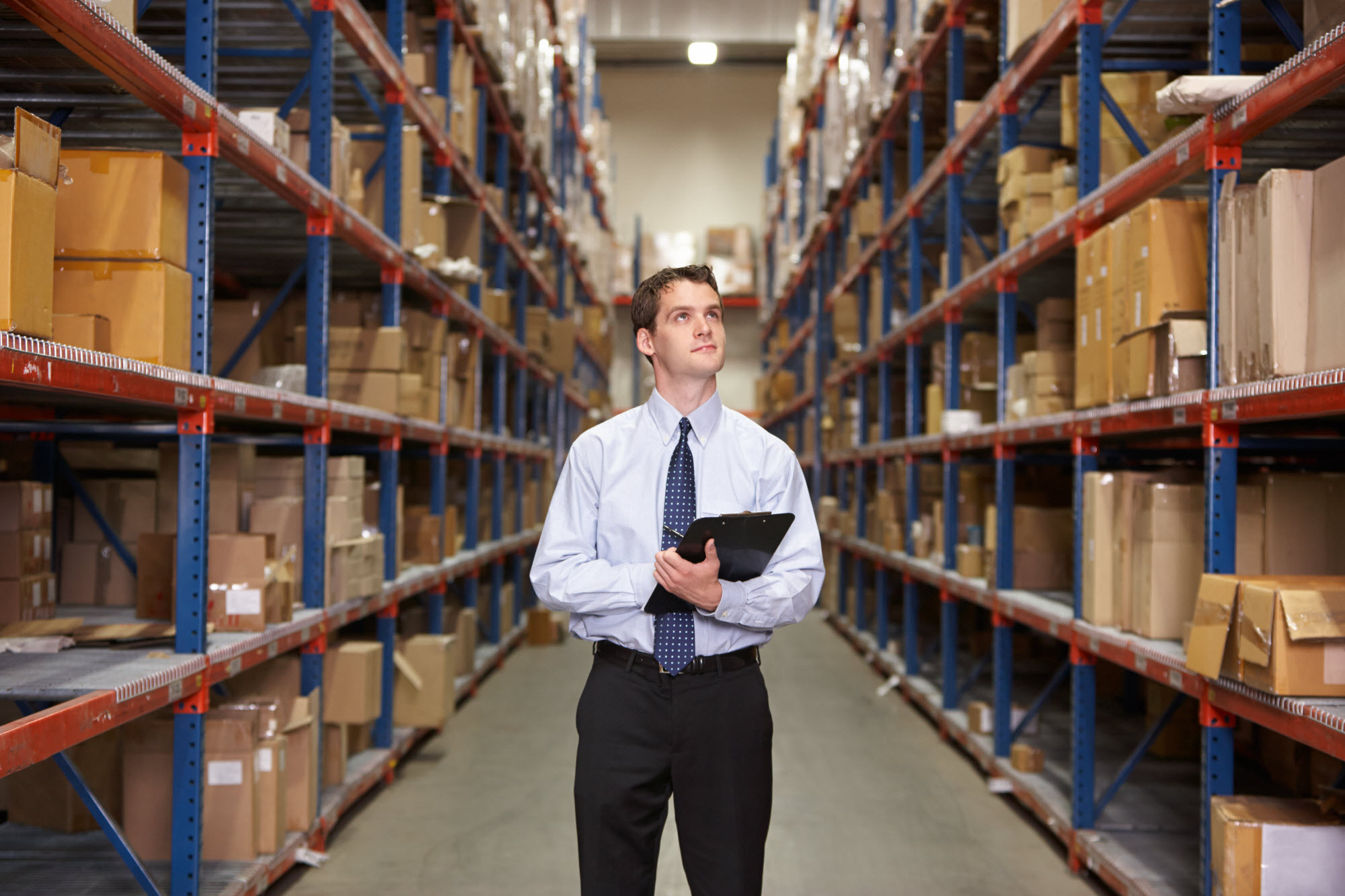 Warehouse Operation and Management