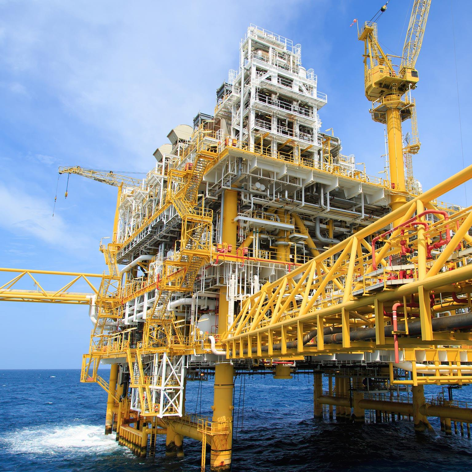 Oil and Gas Surface Facilities