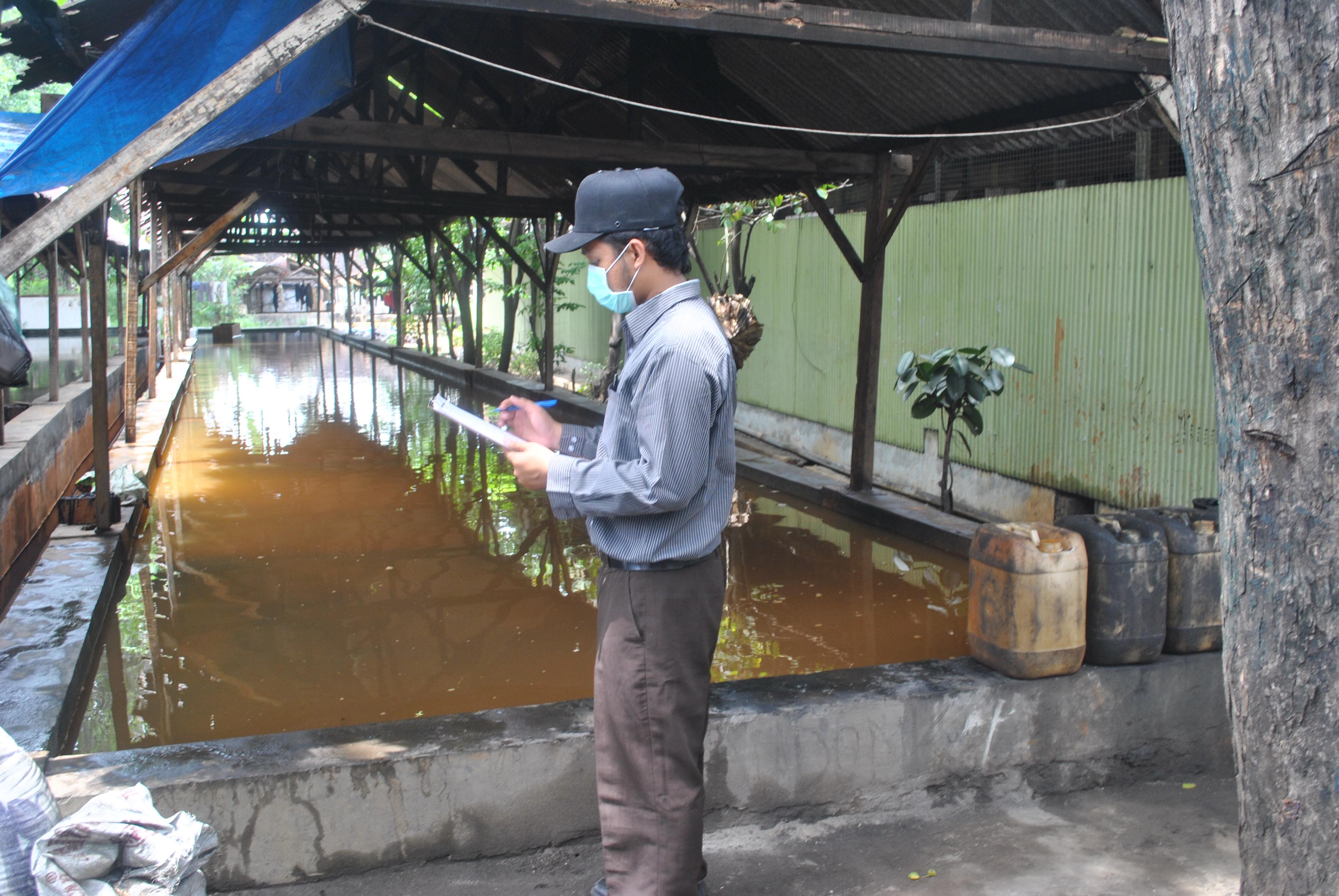 Pelatihan Pemantauan Lingkungan