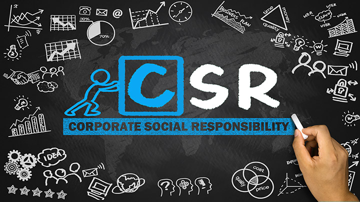 CSR SUSTAINABILITY REPORTING