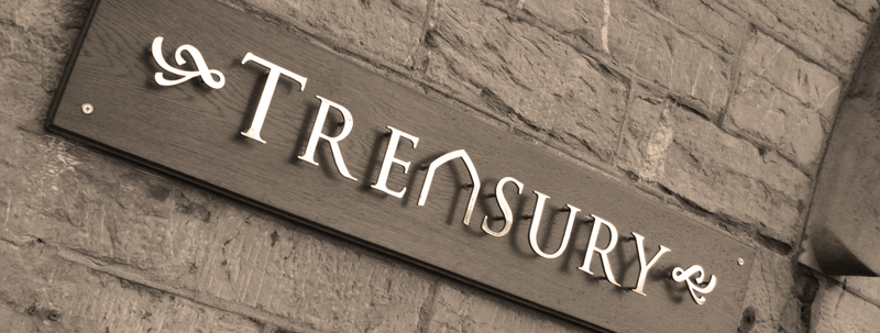 Treasury for non Treasury